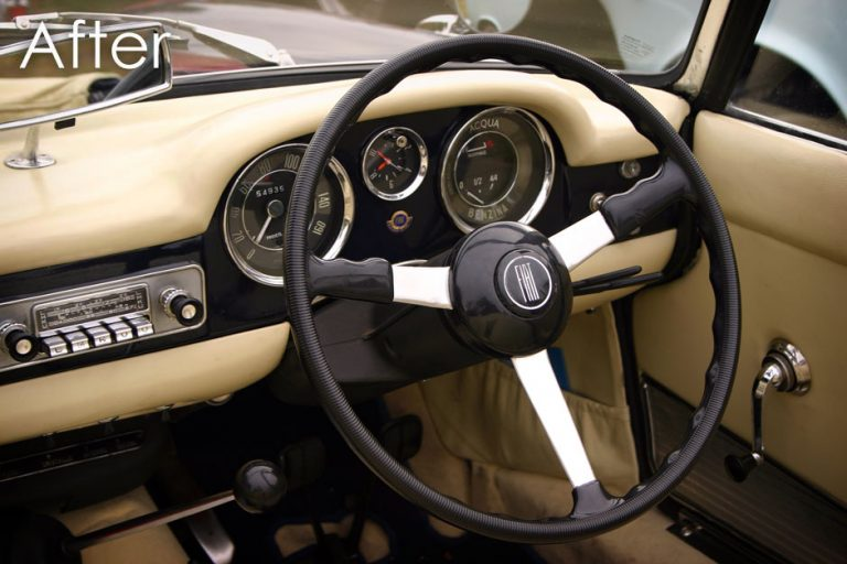 Read more about the article Dashboard Flip for the Automotive Industry
