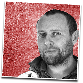 Experience Lecturer, James Middleton