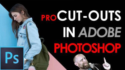 Cut Outs Photoshop 2021
