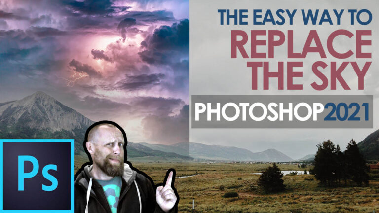 Read more about the article Learn Sky Replace in Photoshop 2021