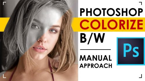 Read more about the article Hand Tinting Photos in Photoshop – Colorization Tutorial