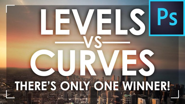 Read more about the article Difference Between Levels & Curves in Photoshop