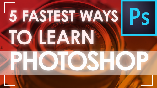 Read more about the article How to Become a Photoshop Pro   5 Tips – Photoshop First Steps